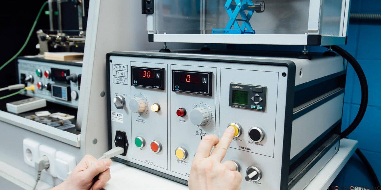 испытательная лаборатория центр