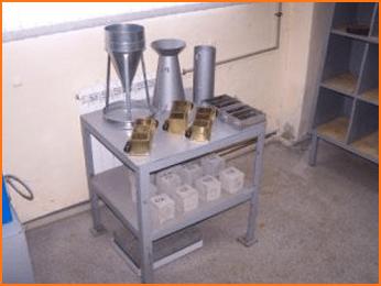 оборудование для лабораторных испытаний
