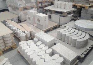Блоки и прочие изделия сборные строительные для зданий и сооружений из цемента, бетона или искусственного камня