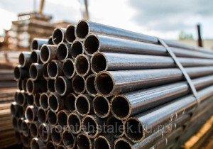 Трубы стальные круглого сечения прочие