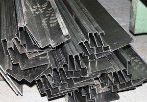 Профили незамкнутые холодной штамповки или гибки из нелегированных сталей