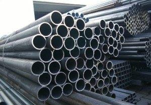 Трубы стальные круглого сечения сварные прочие, наружным диаметром не более 406,4 мм
