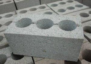 Камни бетонные (блоки) стеновые